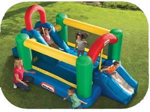 inflables carpas juegos infantiles para fiestas